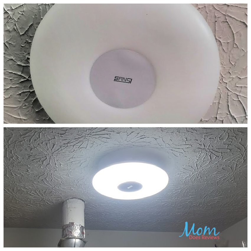 SANSI ceiling light