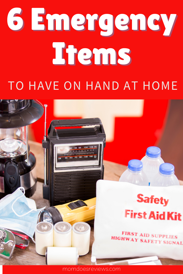 6 Emergency Items You Should Always Have in Your Home