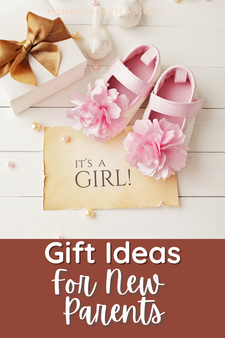 4 Smart Gift Ideas for New Parents Who Are Expecting