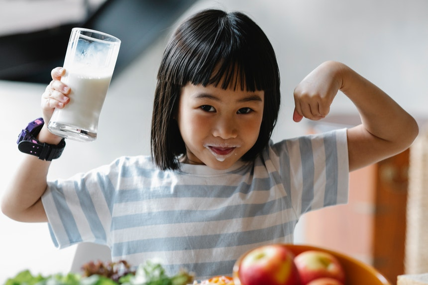 A Simple Guide to a Healthier Child Nutrition