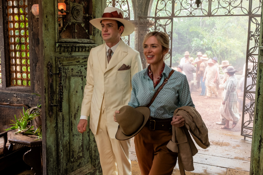 Disney's Jungle Cruise is now in Theaters and on Disney+ #JungleCruise