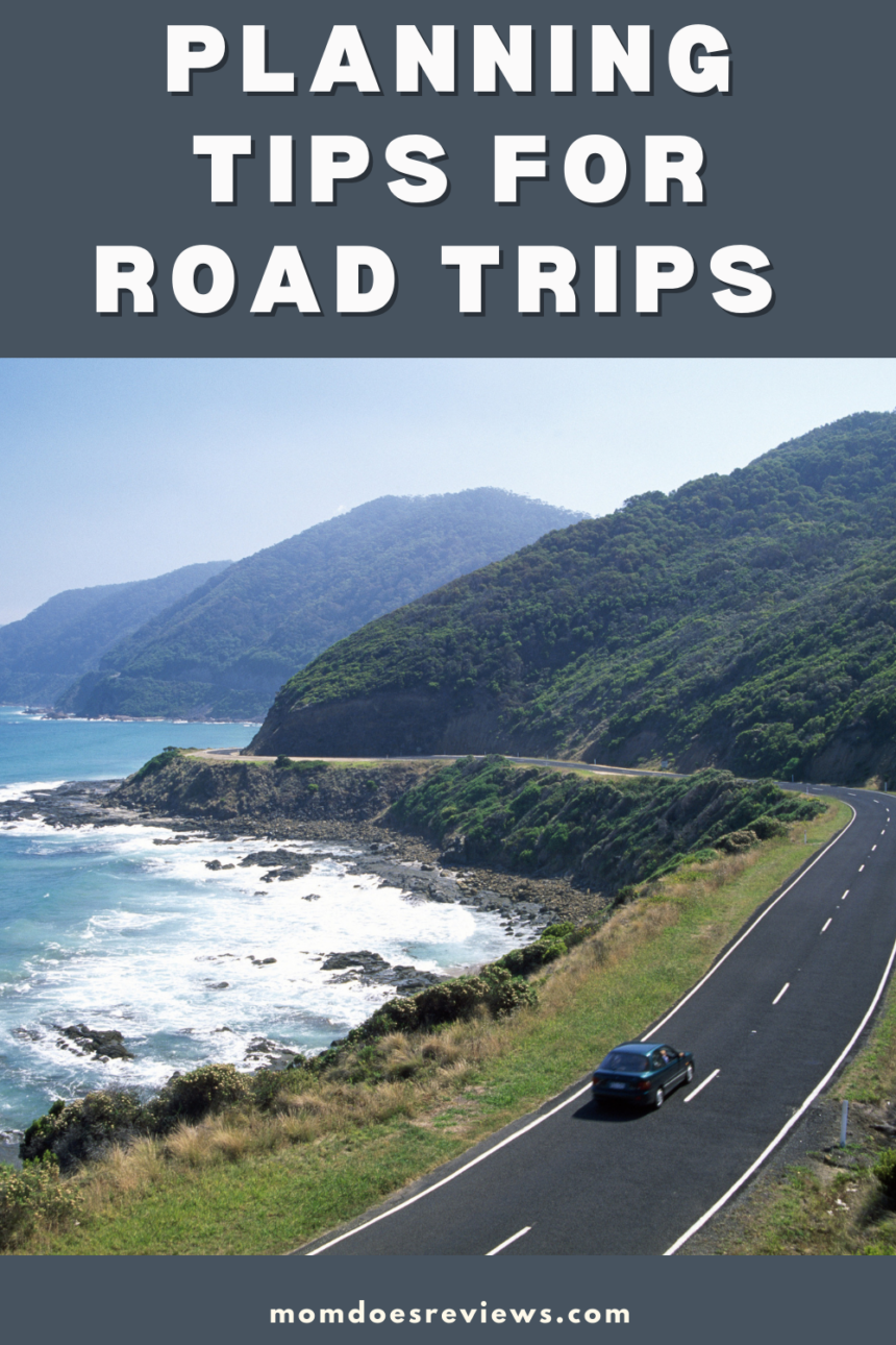 Planning Tips for Road Trips