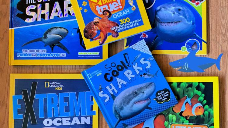 Shark-Tastic Reading #Giveaway! #SummerReading #Sharktastic
