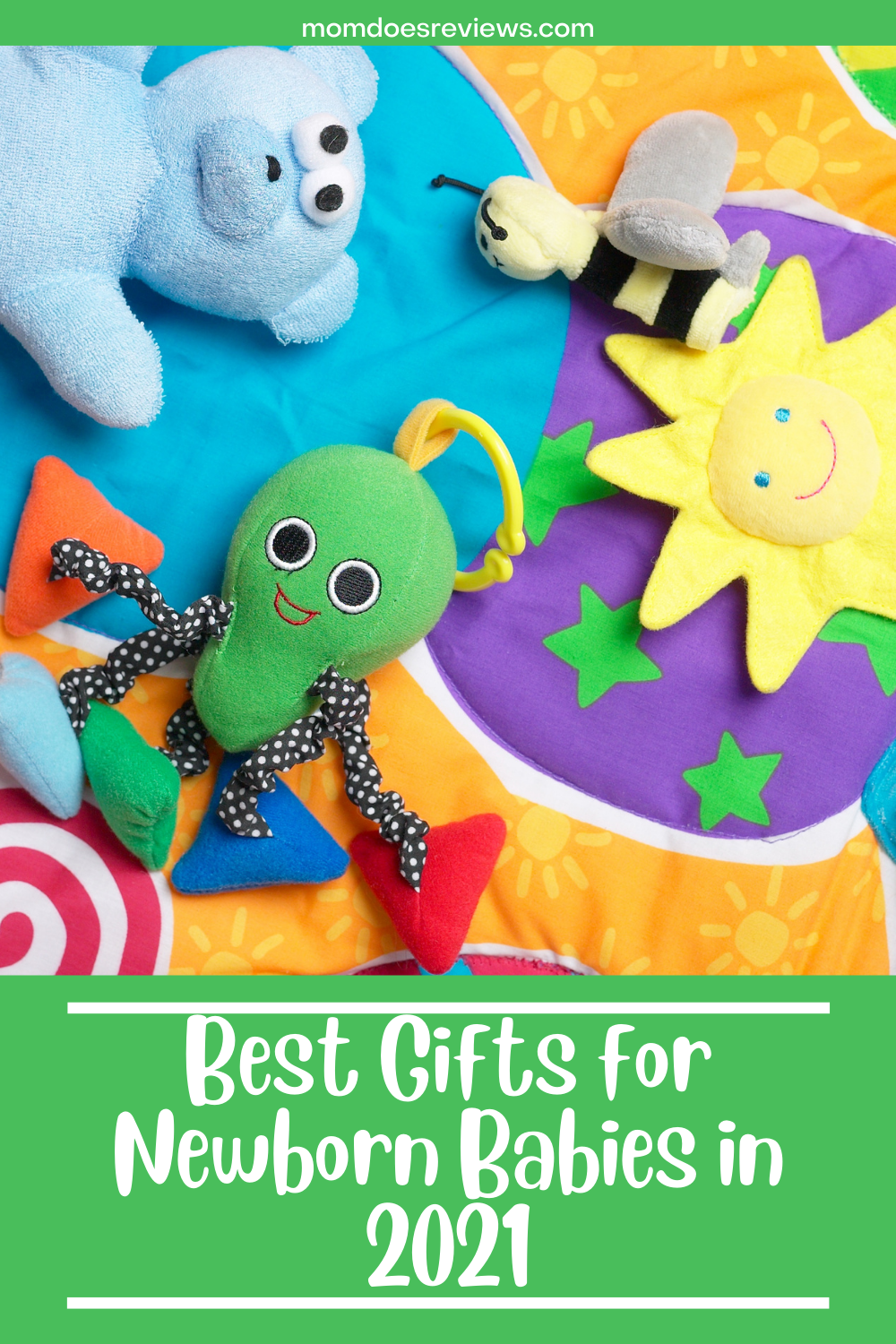Best Gifts for Newborn Babies in 2021