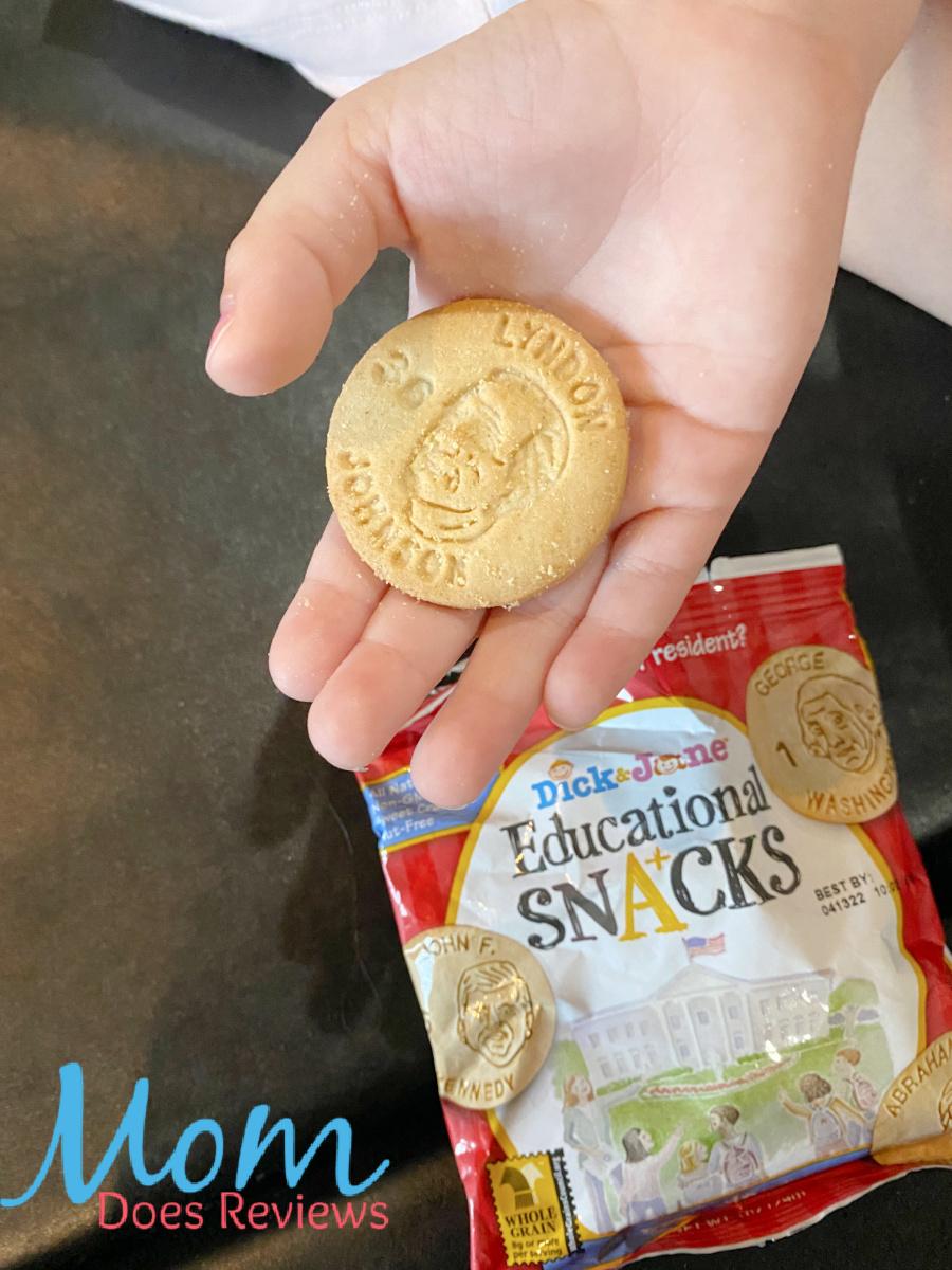 Dick & Jane Educational Snacks