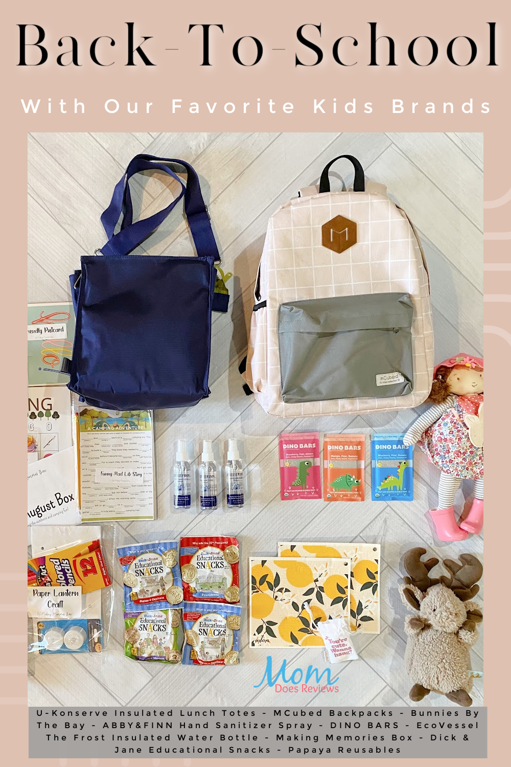 Get back to school with our favorite kids brands
