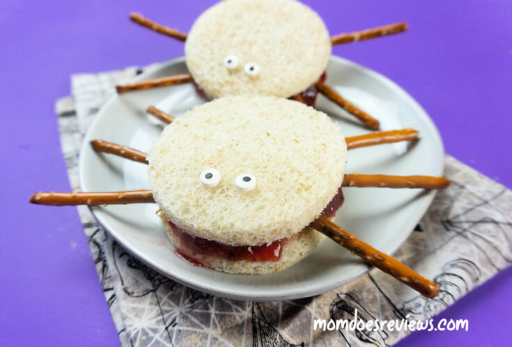 Spooky Spider PB and J