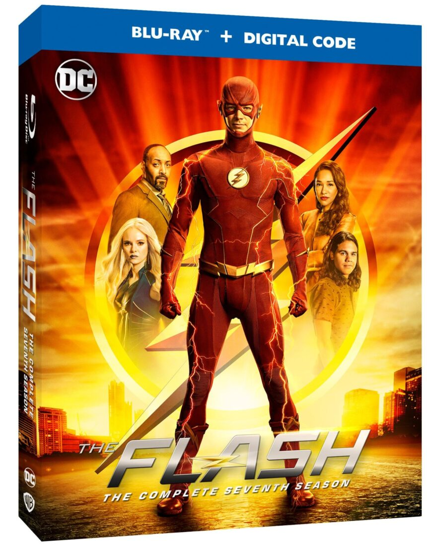The Flash: The Complete Seventh Season is on DVD 10/12