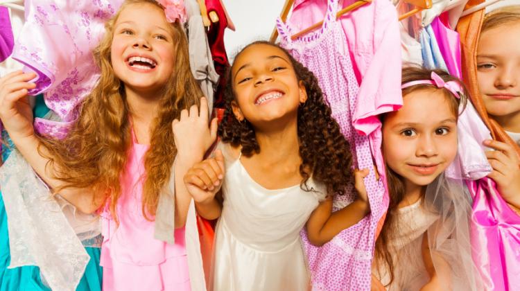 Seven Clever Ways to Teach Children Dress Themselves