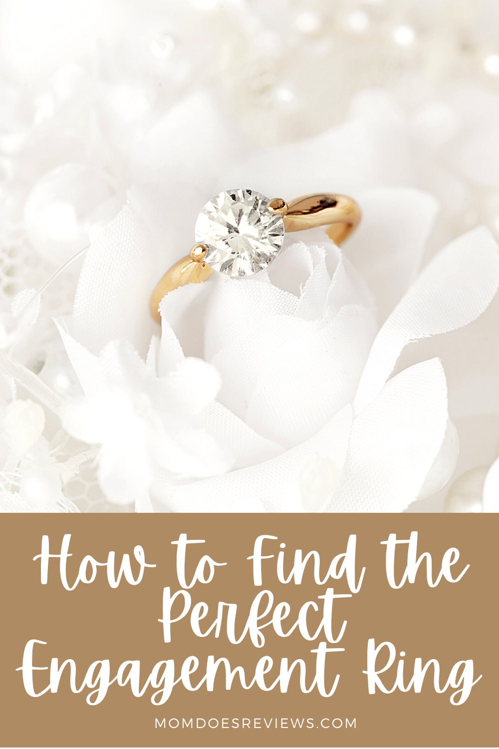 How to Find the Perfect Engagement Ring for the Big Day