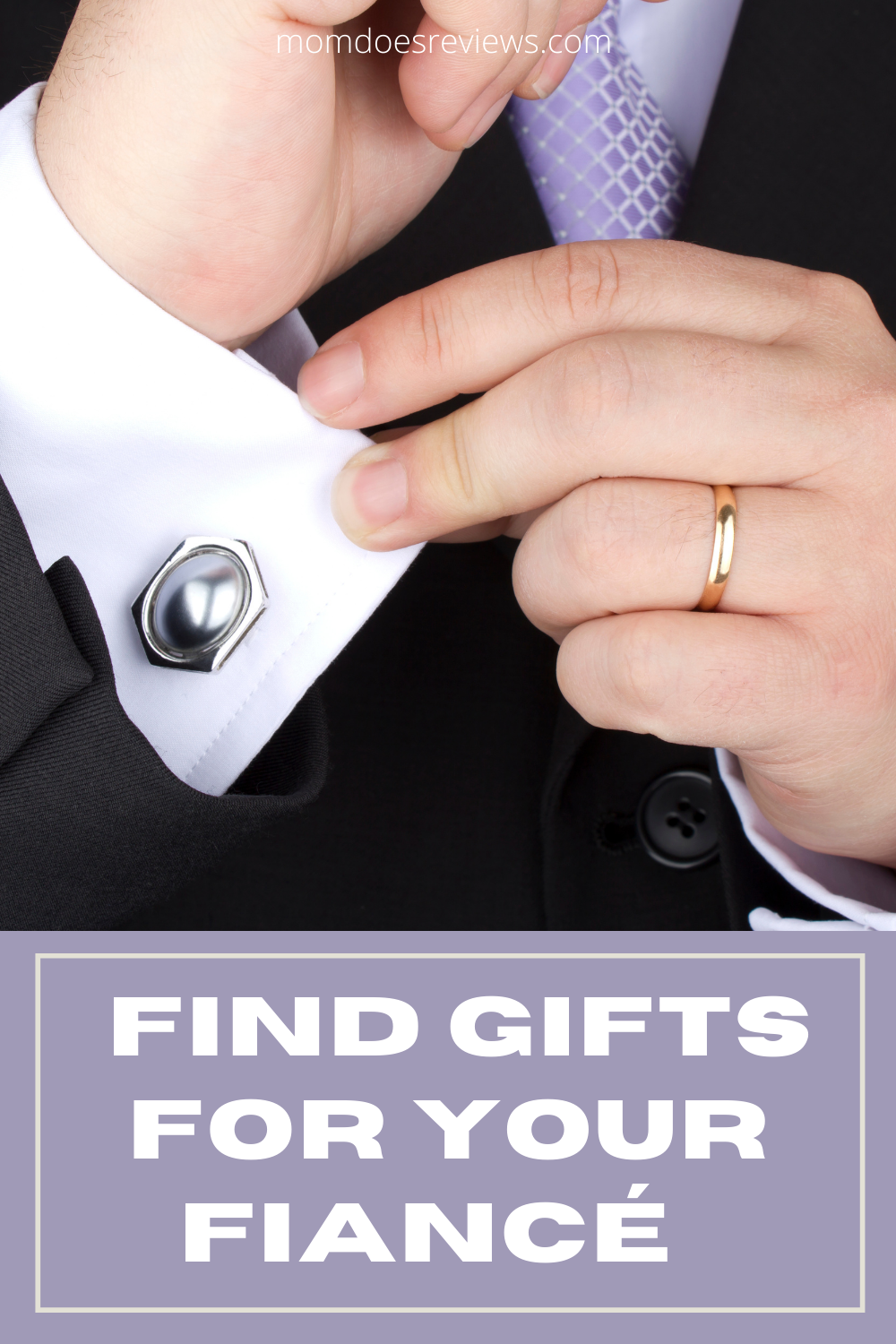 How to Find the Perfect Gift for your Fiancé