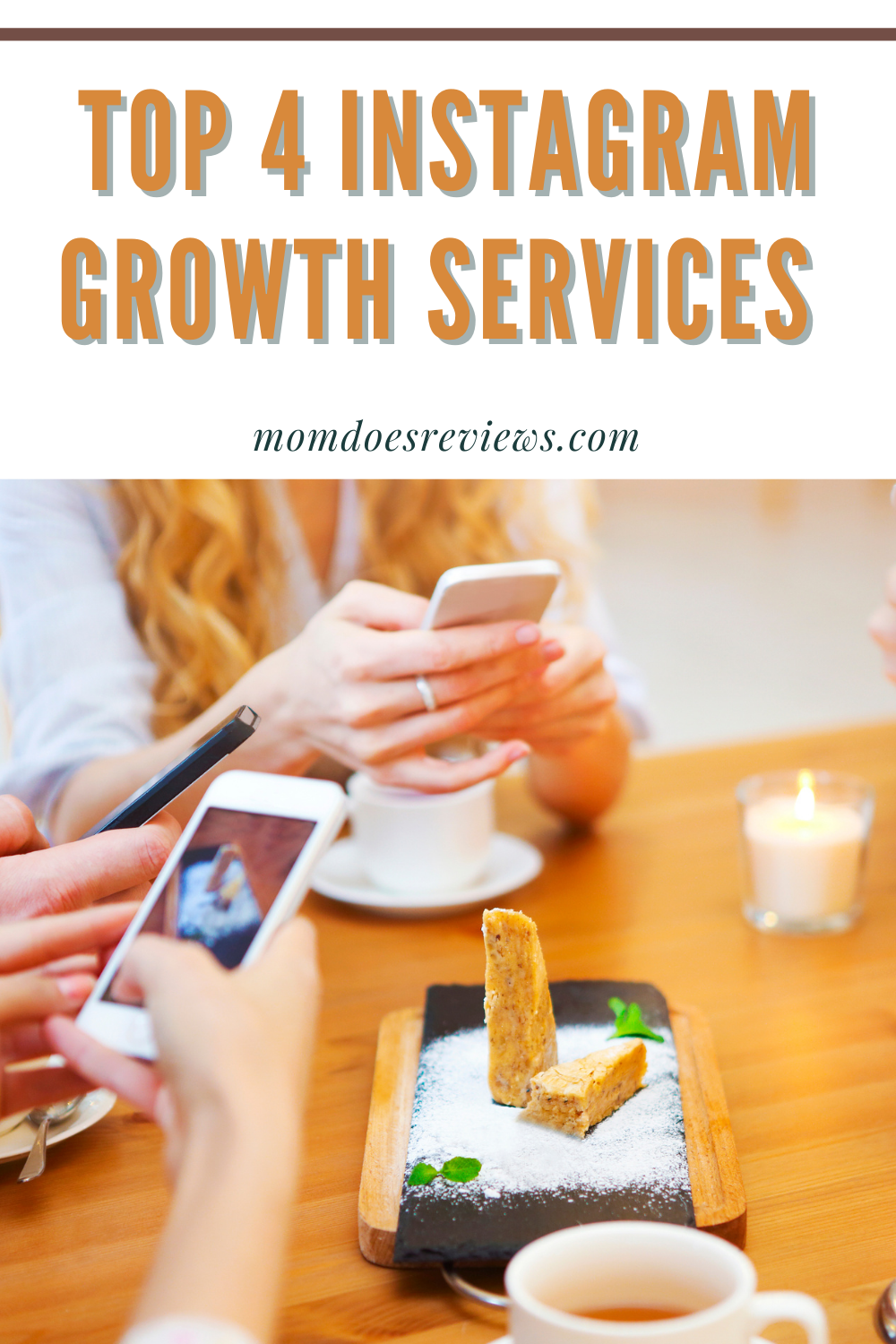 Top 4 Instagram Growth Services for Parent Influencers