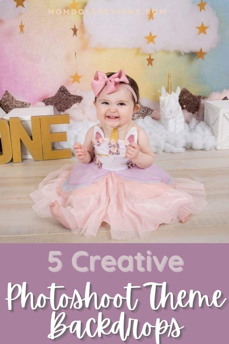 5 Amazingly Creative Photoshoot Themes
