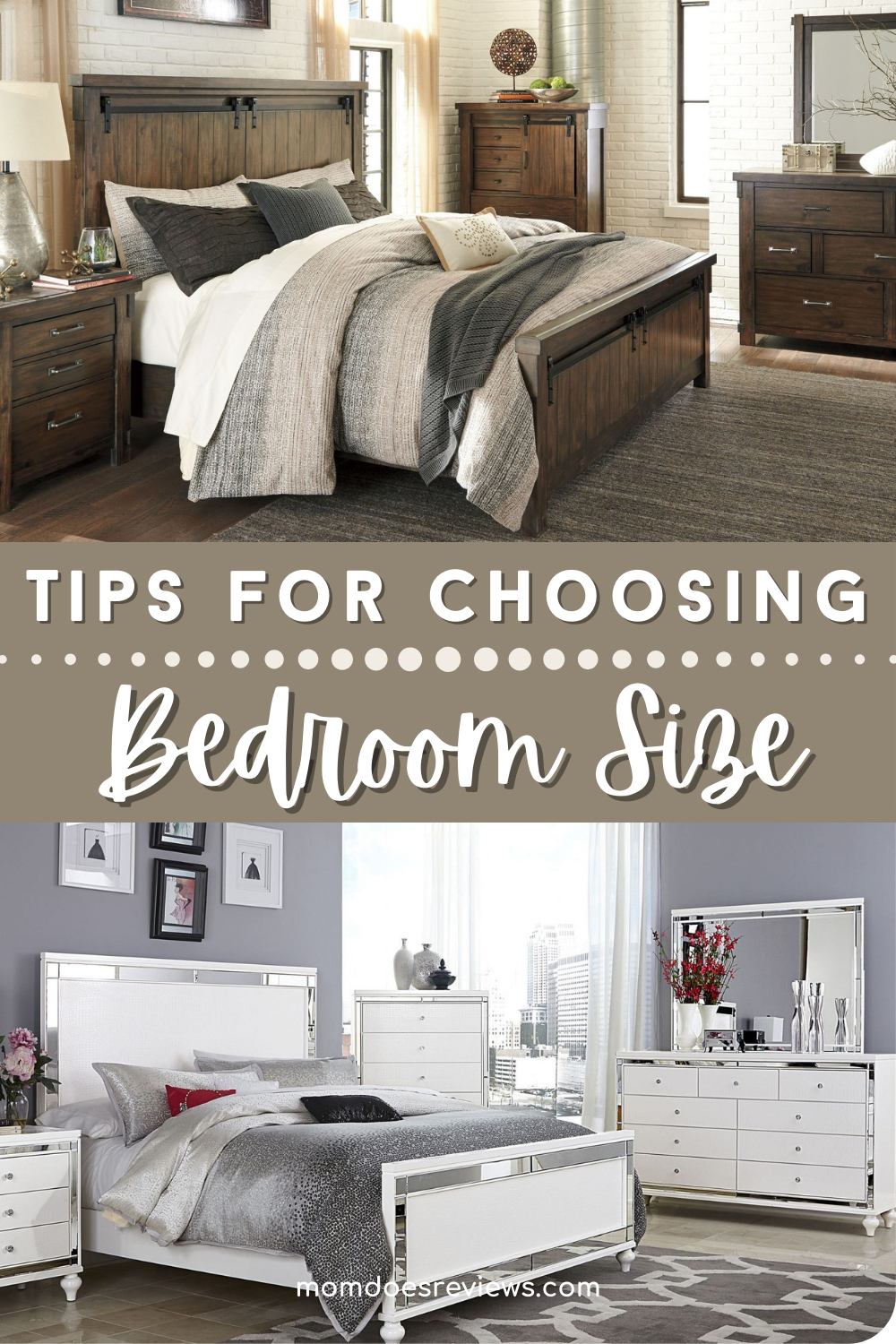 Ideal Bedroom Size to Accommodate a Complete Bedroom Set