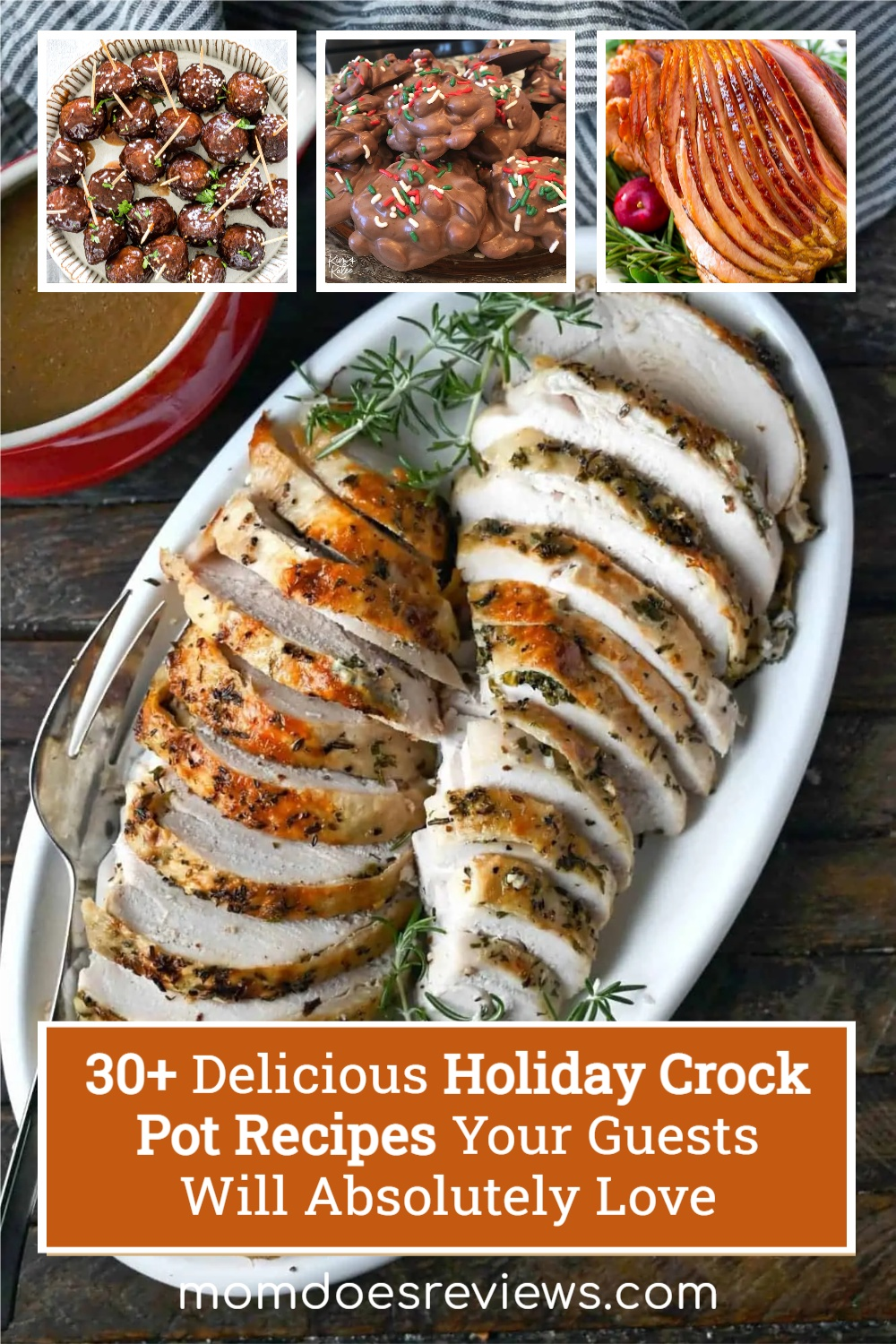 30+ Delicious Holiday Crock Pot Recipes Your Guests Will Absolutely Love