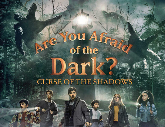 #Win Are You Afraid of the Dark?: Curse of the Shadows DVD!