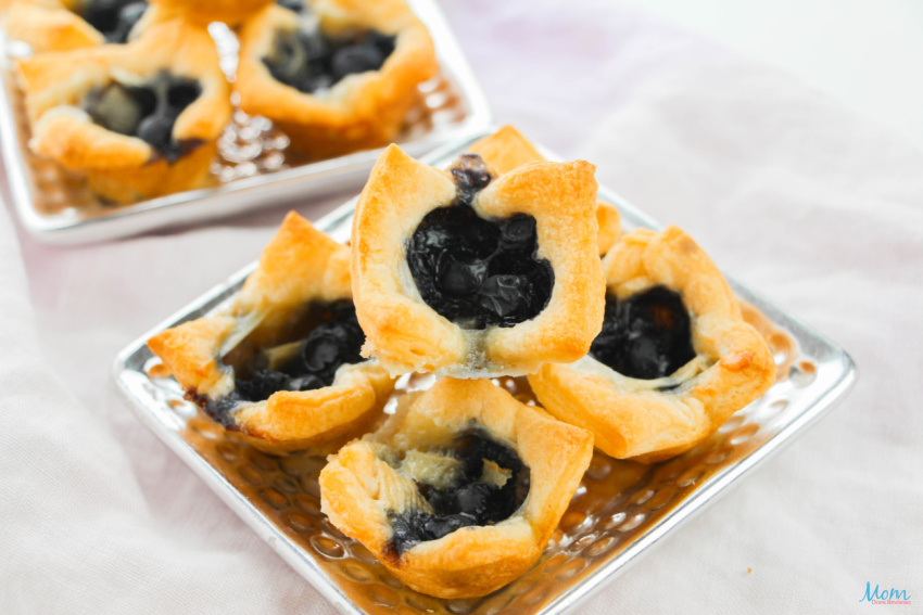 Blueberry Brie Bites Recipe