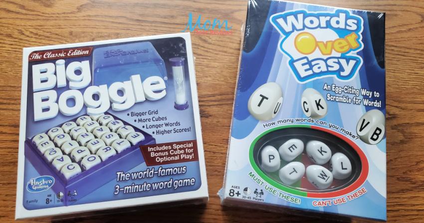 Boggle WOE Games