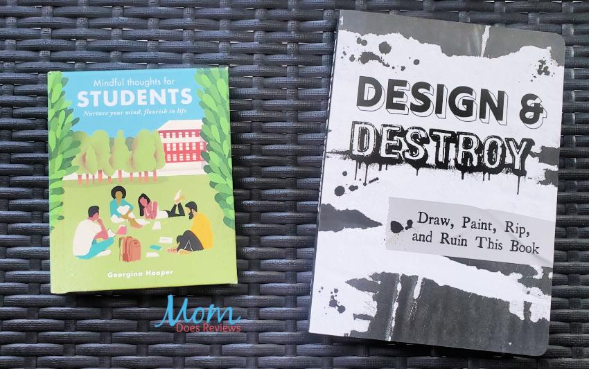 Design & Destroy books