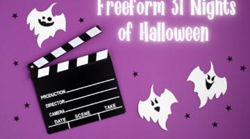 Freeform 31 Nights of Halloween