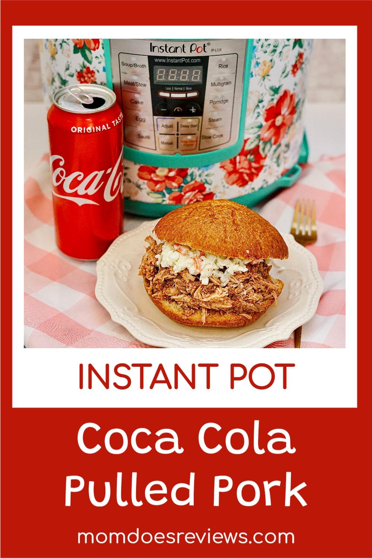Instant Pot Coca Cola Pulled Pork