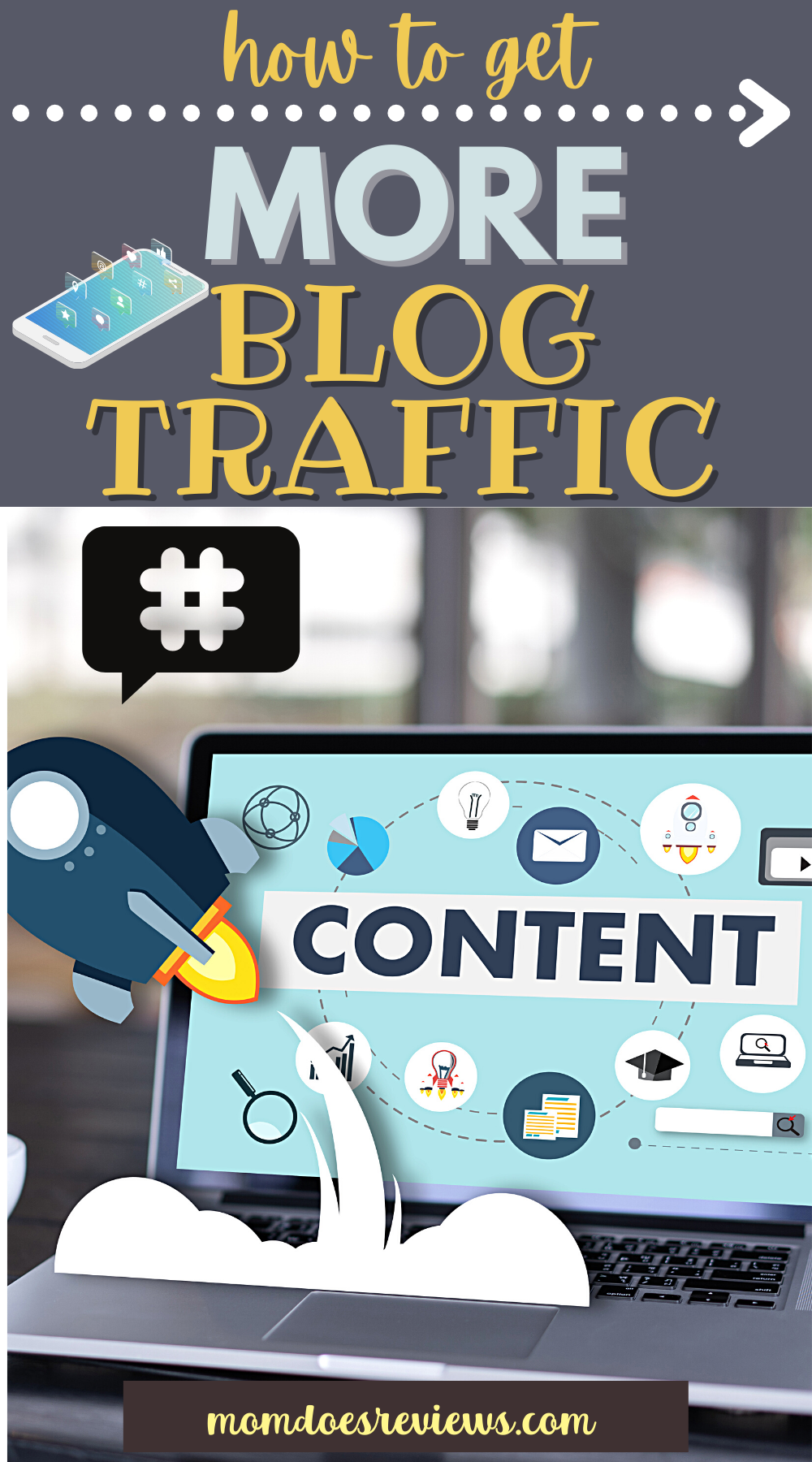 Easy Strategies to Get More Blog Traffic