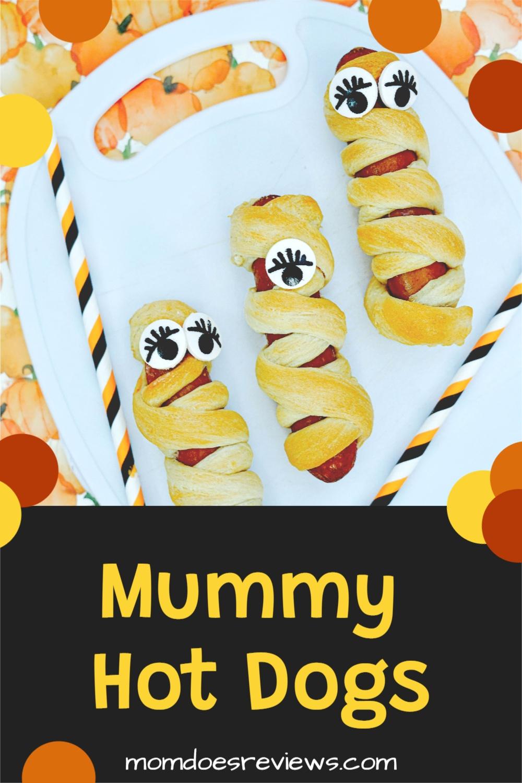 Mummy Hot Dogs