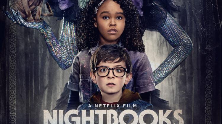 Netflix presents NIGHTBOOKS on 9/15 #NightbooksNetflix