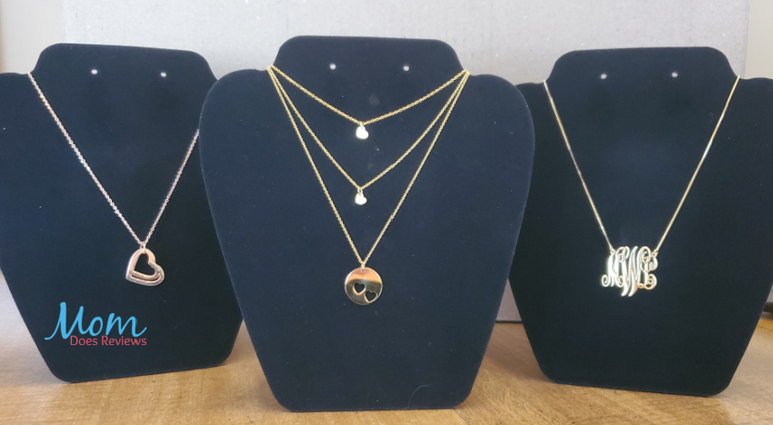 Personalized Jewelry for Moms with Faruzo