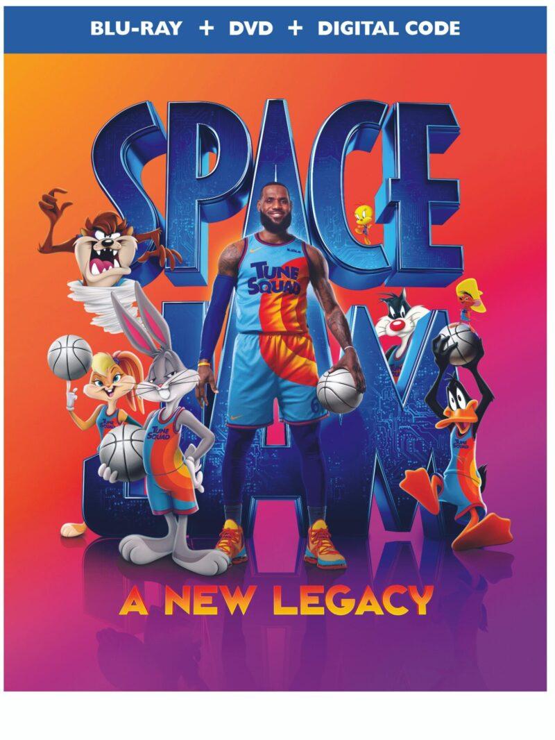 #Win Space Jam: A New Legacy DVD #SpaceJamMovie