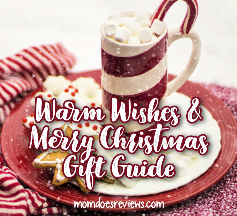 Warm Wishes & Merry Christmas Gift Guide #MegaChristmas21