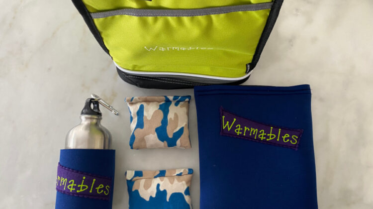 Warmables for hot lunches
