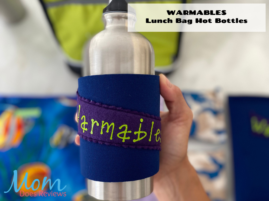 Warmables hot bottles