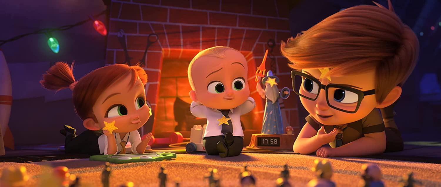 #Win Boss Baby: Family Business DVD in September To Remember Giveaway Hop