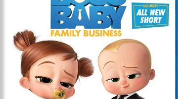 #Win Boss Baby: Family Business DVD