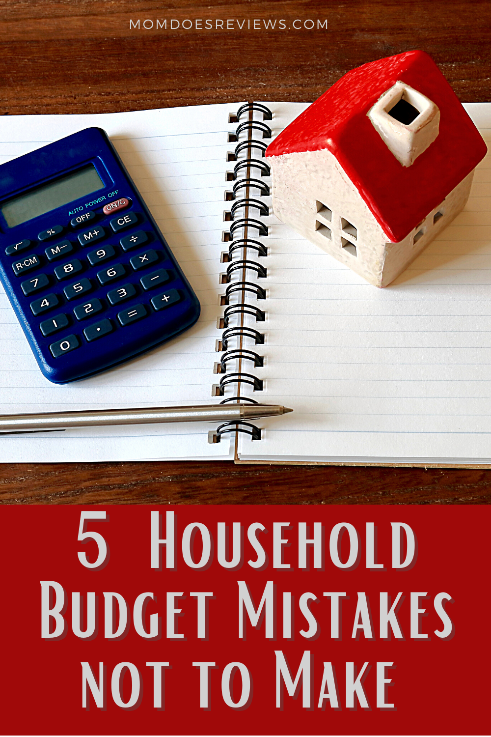 5 Biggest Household Budget Mistakes You Could Be Making