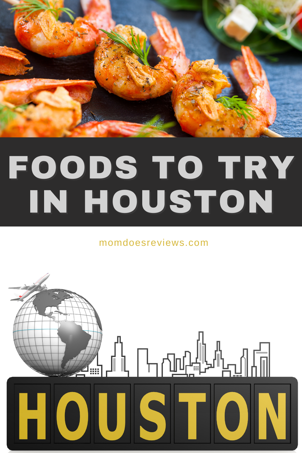 Foods to Try in Houston