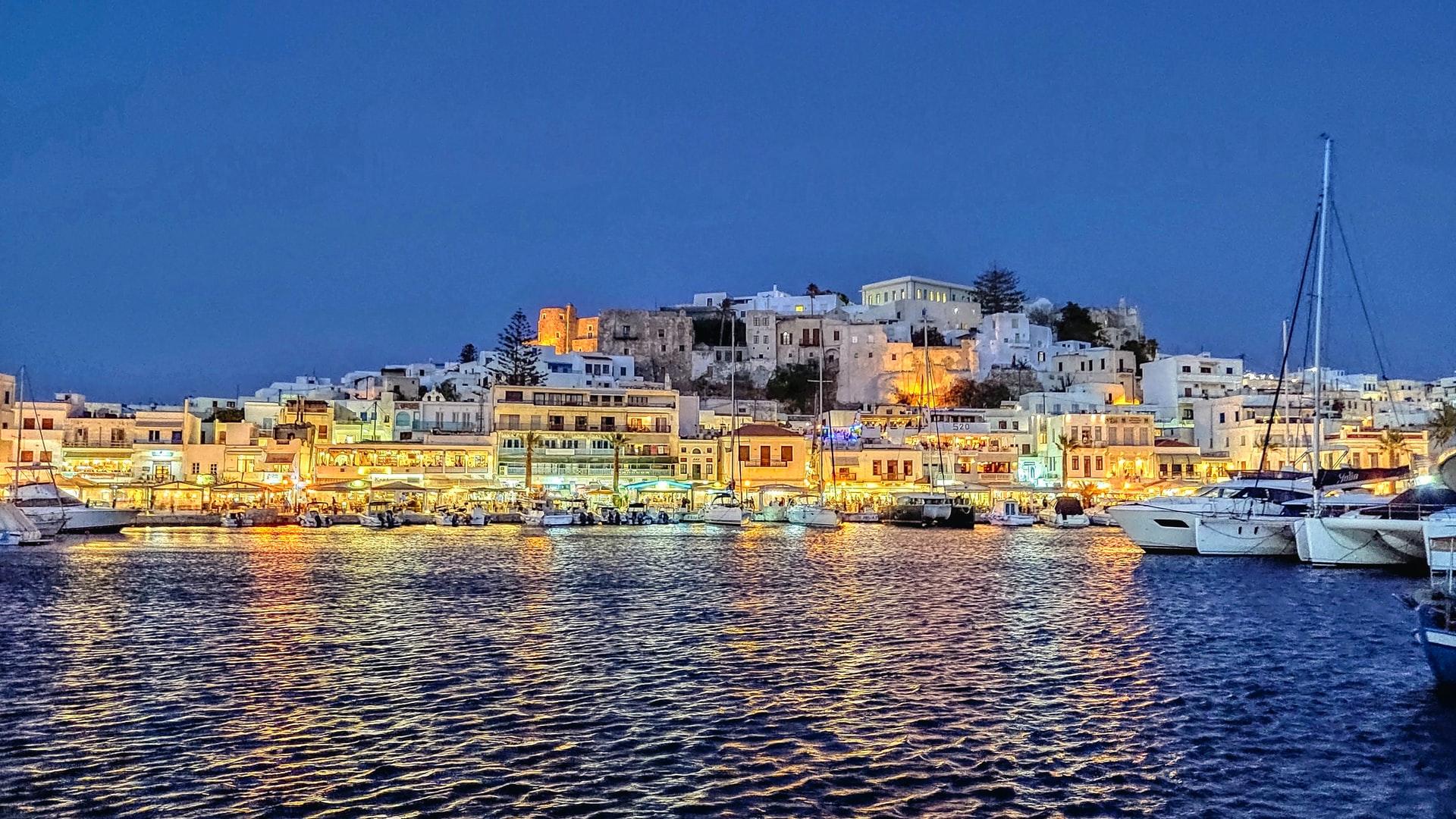 8 Reasons You Should Visit The Greek Islands