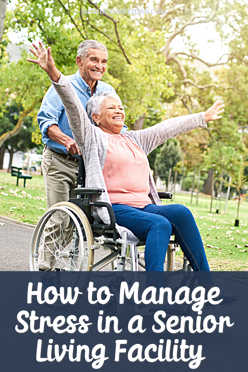 5 Ways to Stay Stress-Free in a Senior Independent Living Facility