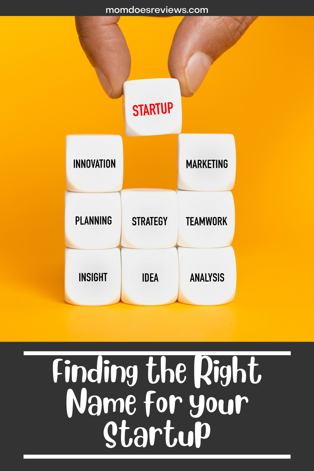 Overcome the Struggle of Naming Your Startup