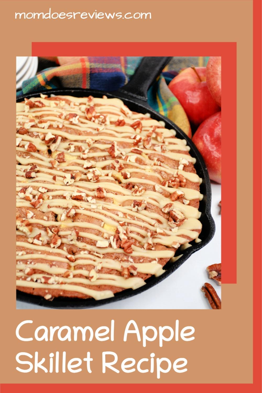 Caramel Apple SkilletRecipe