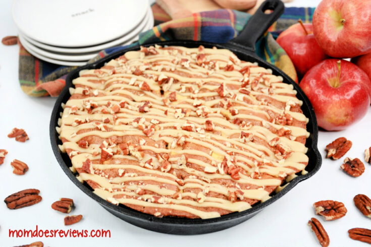 Caramel Apple Skillet