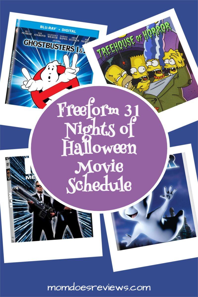 Freeform 31 Nights of Halloween Movie