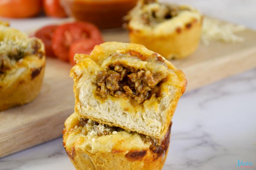 Italian Sausage Biscuit Cups Recipe