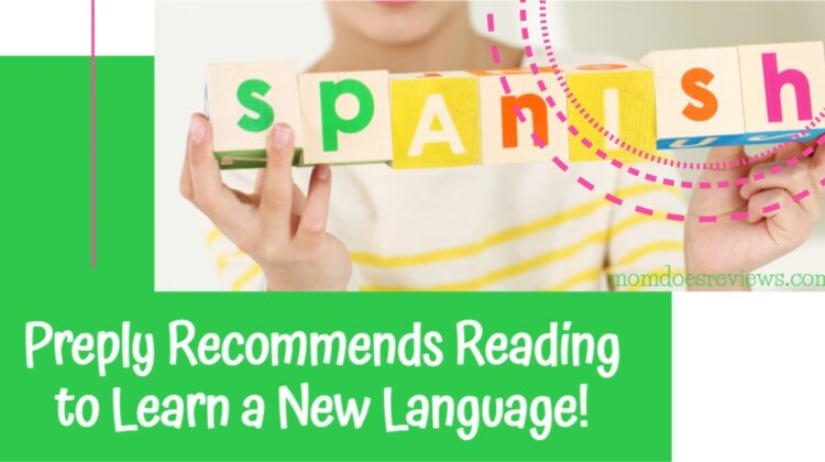 Preply Recommends Reading to Learn a New Language!