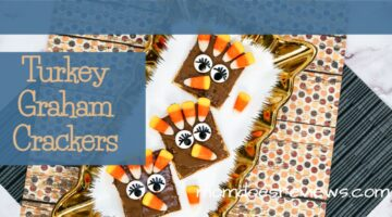 Turkey Graham Crackers