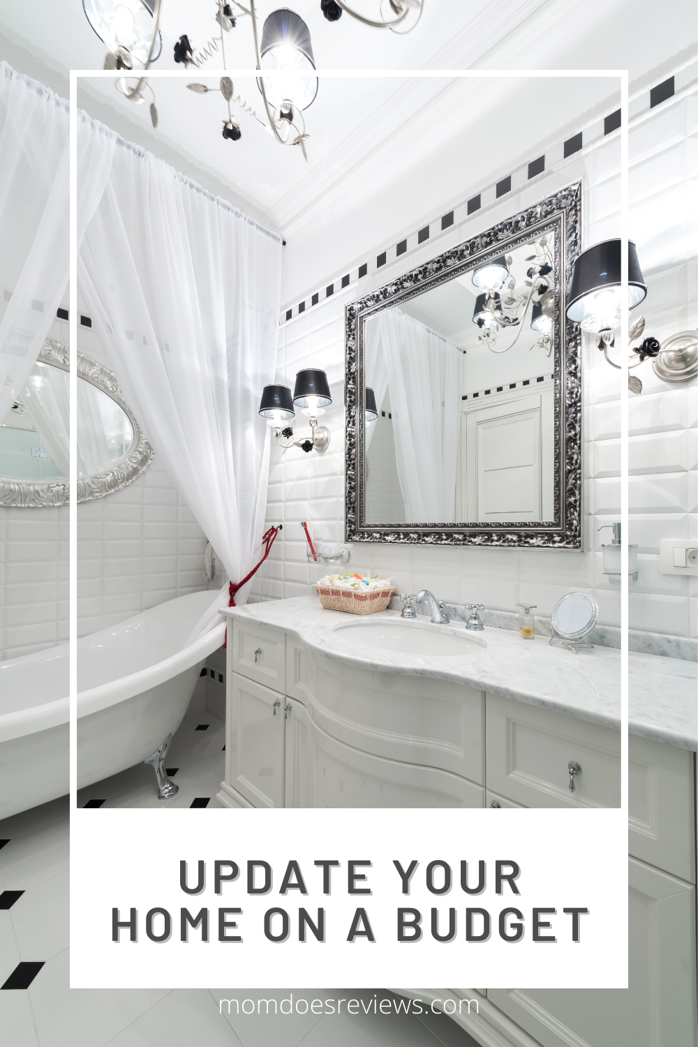How To Update Your Home On A Tight Budget
