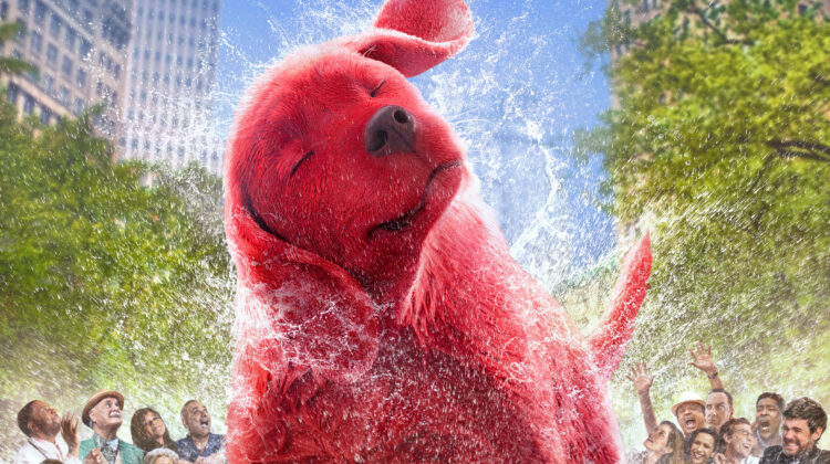Clifford the Big Red Dog Movie- Check out the Trailer! #CliffordMovie