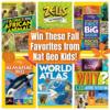 "Fall Favorites"" National Geographic Kids Books #Giveaway #FallFavorites"