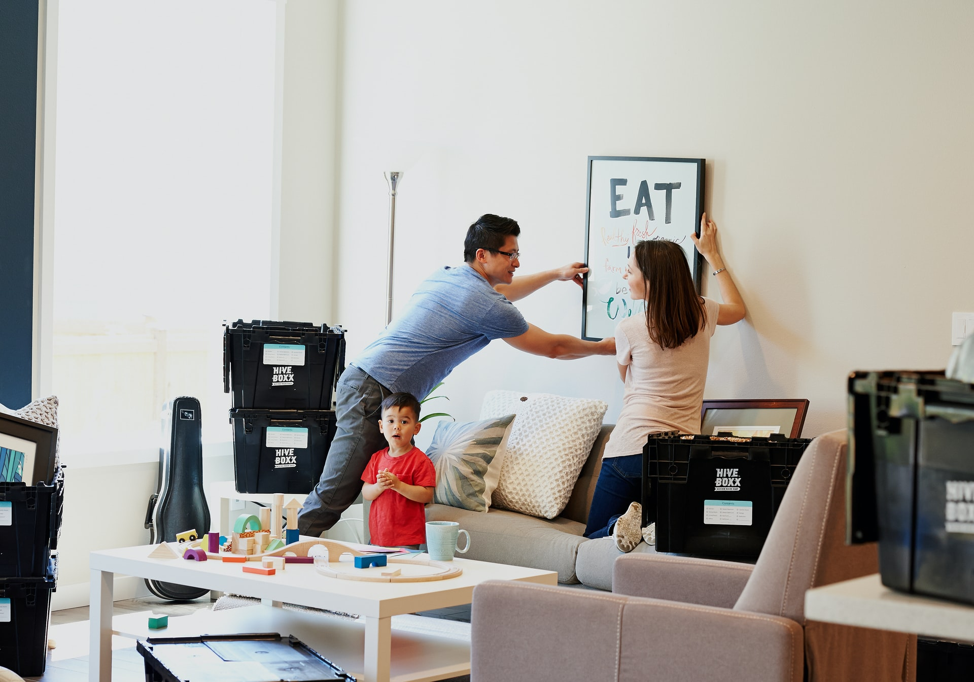 10 Things To Do When You Move Into A New Home
